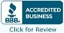 CLICK HERE TO CHECK OUR BBB RELIABILITY RATING