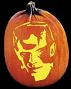 FRANKENSTEIN PUMPKIN CARVING PATTERN