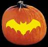 GOING BATTY PUMPKIN CARVING PATTERN