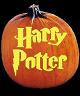 HARRY POTTER LOGO PUMPKIN CARVING PATTERN