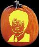 HARRY POTTER PUMPKIN CARVING PATTERN