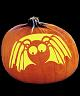 ITSY BITSY SPIDER PUMPKIN CARVING PATTERN