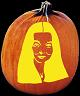 MORTICIA ADDAMS PUMPKIN CARVING PATTERN