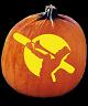 MUSICIAN PUMPKIN CARVING PATTERN