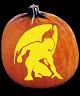 NIGHT WATCHMAN PUMPKIN CARVING PATTERN