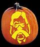 TEDDY ROOSEVELT PUMPKIN CARVING PATTERN