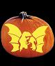 VAMPIRESS PUMPKIN CARVING PATTERN