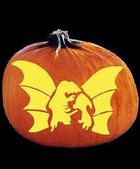 Vampire Pumpkin Carvin...